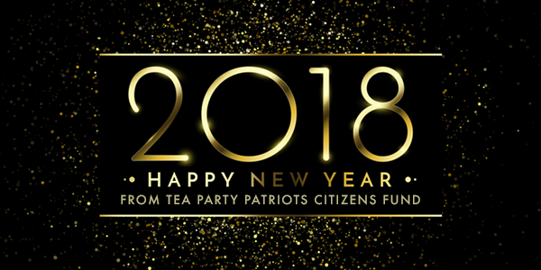 Happy New Year from Tea Party Patriots Citizens Fund