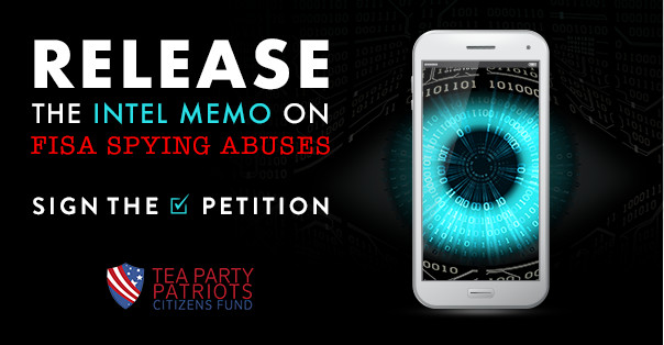 Release the Intel Memo on FISA Spaying Abuses