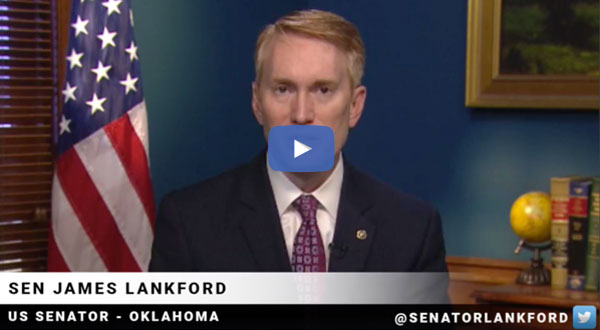 Lankford Facebook Live interview